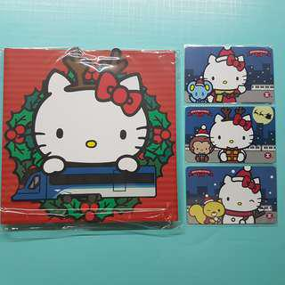 Hello Kitty x MTR 紀念車票