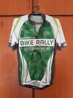 Bike Rally 2018 Cycling Jersey
