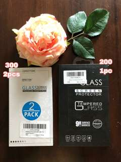 iPhone 10 tempered glass (screen protector)