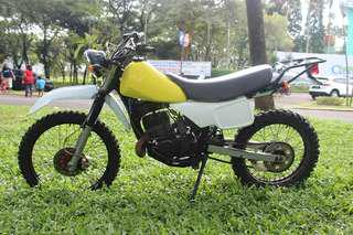 Suzuki TS 125 '96