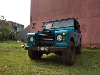 Land rover series 2 '60