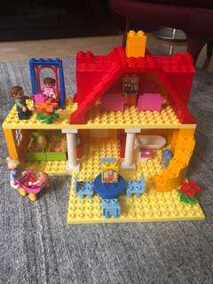 Lego Duplo Family House 5639 Retired Set