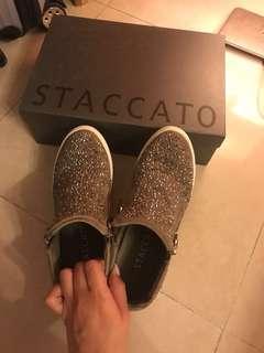 (低於一折)Staccato 36號鞋 $150