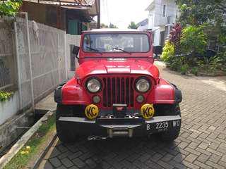 Jeep CJ7 '80