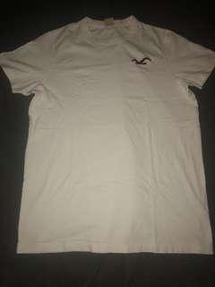 HOLLISTER WHITE SHIRT CLASSIC MEDIUM SIZE FOR MEN
