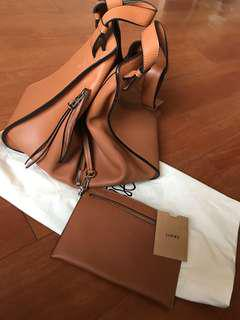 Loewe Hammock XL with cards and dustbag