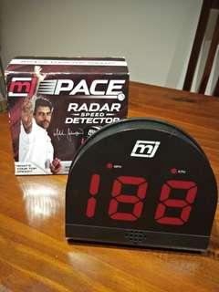 Mitch Johnson Pace RadarSpeedDetector
