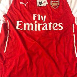 Arsenal authentic jersey
