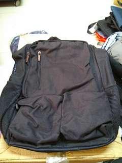 Men's Korean style back pack.
