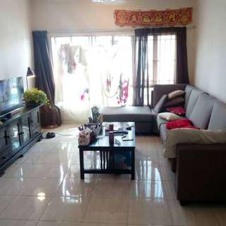 Bukit Jalil Condo, Fully furnished, 3 bedroom