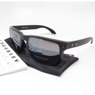 c9f778dce9 Authentic Brand New in Box Oakley Holbrook XL OO9417-0559 Matte Black with  Prizm Black