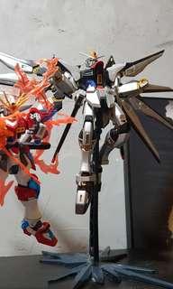 MG Gundam Strike Freedom Painted Build