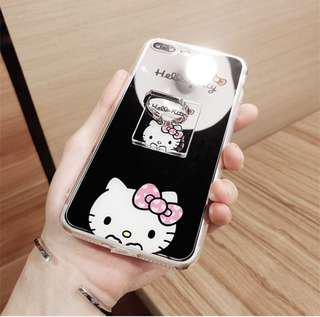 Hello kitty Case with free ring