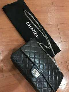 Chanel reissue 2.55 aged calfskin 2005 with dustbag