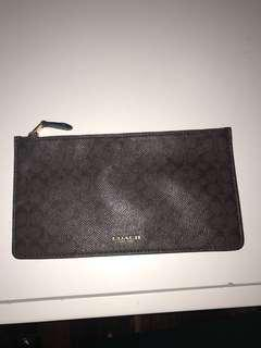 Authentic Coach coin purse