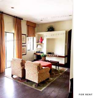 MODERN FURNISHED PORTOFINO HOUSE AND LOT FOR RENT LEASE