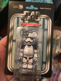 全新 限量 全場最平 100% bearbrick be@rbrick medicom Disney Star Wars starwars first order stormtrooper executioner tm