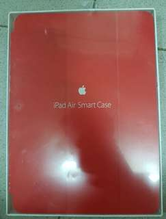 90%新 i pad air (product red) full cover