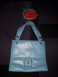 Paloma Picasso Leather Sling Bag Authentic