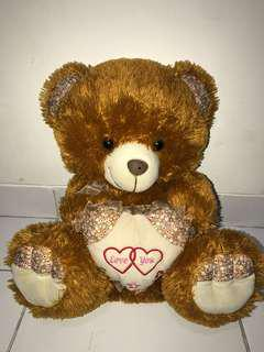 Boneka Teddy Bear Medium