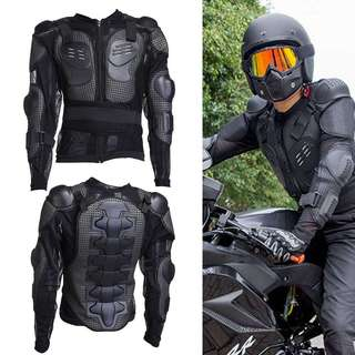 BODY ARMOR MOTORCYCLE JACKET