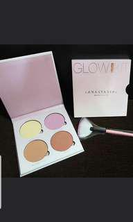 🚚 Anastasia Glow Kit Sweets Glow Kit Highlights full size