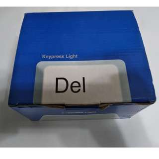 全新 創意 鍵盤造型 LED 燈