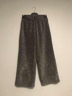 Sparkly culottes