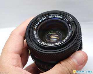 Olympus OM zoom 28-48mm f4 合OM1 OM2 菲林機