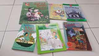 assorted children English book