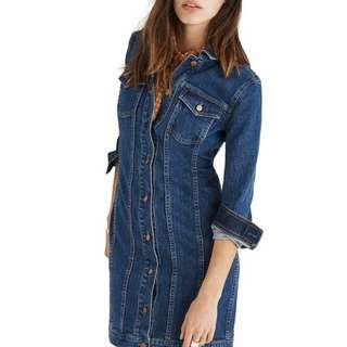 💋Denim dress