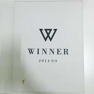 Winner 2014 S/S Special Edition #JulyPayDay
