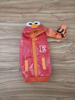 universal studios japan Elmo 日本環球影城 芝麻街 八達通套 卡套 電話袋