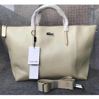 Lacoste replica with sling