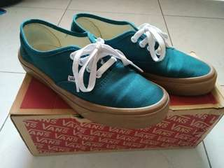 VANS AUTHENTIC ATLANTIC DEEP