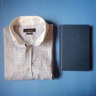 Zara Man Slim Fit Office Button Down Shirt