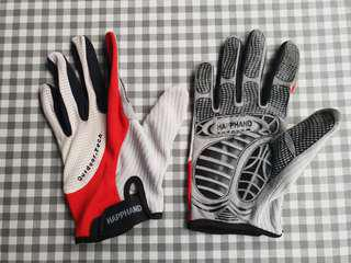 🚚 Cycling, Golf Gloves, size M