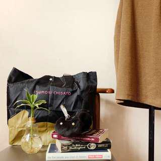 Tsumori Chisato Foldable Tote Bag