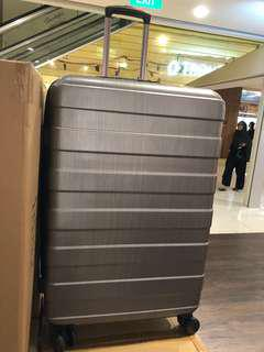 25inch luggage -manufacturing defects