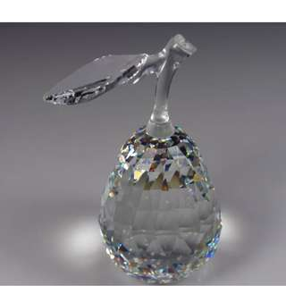 Swarovski Pear #7674 002 mint in box