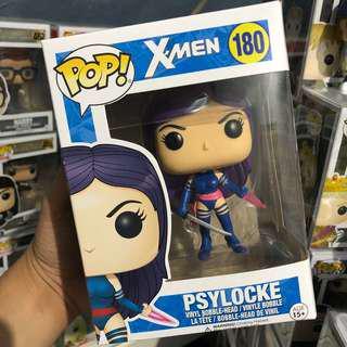 Psylocke Marvel X-Men Funko Pop
