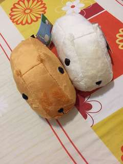 Kapibarasan plush toys (Set of 2)