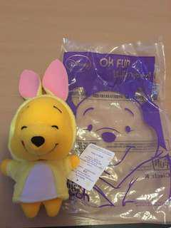 Winnie the pooh 兔仔