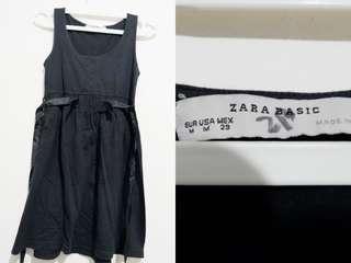 Zara Dress Hitam