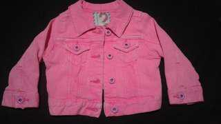 Cotton On Kids  washed jeans jacket