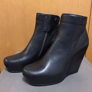 Rick Owens classic ankle boot