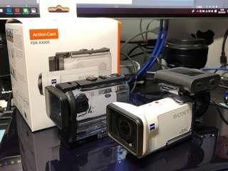 Sony FDR-X3000 連手表顯示器