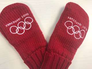 🈹️全新Winter Olympic Vancouver Games Glove