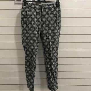 ZARA Printed Trouser