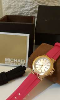 Auth Michael kors Mini Dylan Watch coach kate spade tory